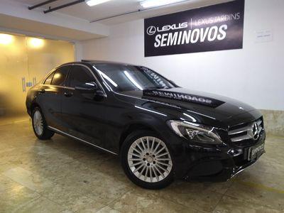 Mercedes-Benz Classe C C 200 Avantgarde 1.8 CGI Turbo 2016}