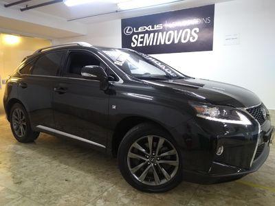 Lexus RX 350 F-Sport 3.5 V6 4WD 2015}