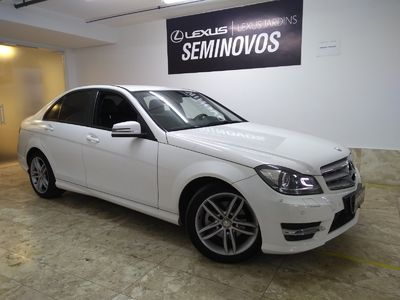 Mercedes-Benz C 200 Avantgarde 2.0 Turbo 16V  2014}