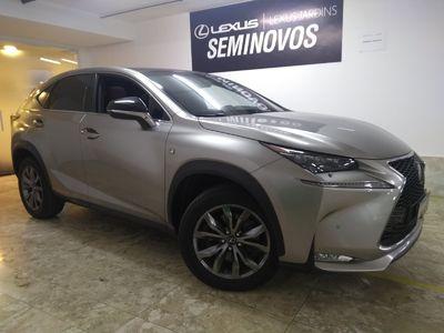 Lexus NX 200T F-Sport 2.0 16V 4x4 TURBO 2015}