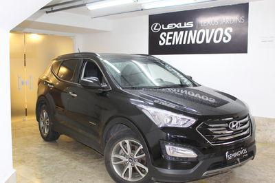 Hyundai Santa Fe 3.3 16V Aut 5 Lugares 2014}