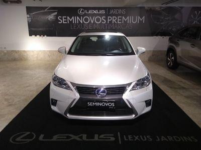 Lexus CT 200h 1.8 VVT-i 16v DOH Aut 2017}