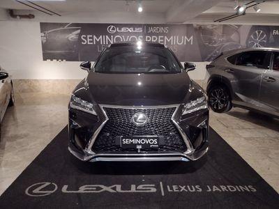 Lexus RX 350 F-Sport 3.5 V6 AT 2018}