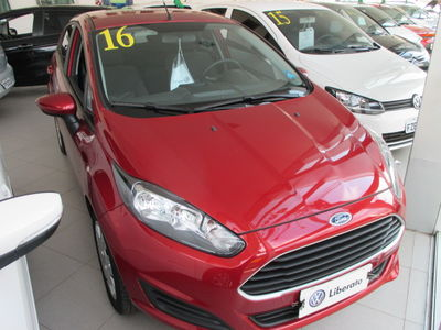 Ford New Fiesta Hatch SE 1.5 (Flex) 2016 2016}