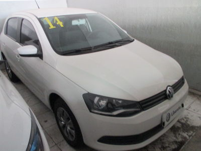 Volkswagen Gol City 1.6 2014}