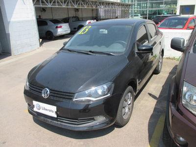 Volkswagen Voyage City 1.6 2013}