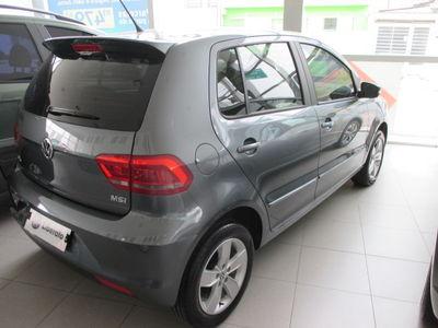 Volkswagen Fox Comfortline 1.6 2017}