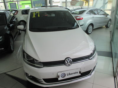 Volkswagen Fox Highline 1.6 MSI 2017}