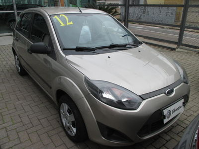 Ford Fiesta 1.6 (Flex) 2012}