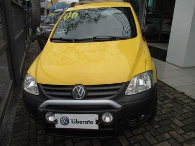 Volkswagen CrossFox 1.6 (Flex) 2006}