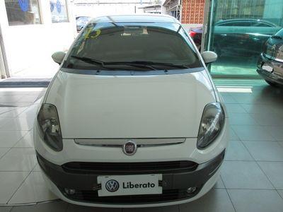 Fiat Punto Sporting 1.8 16V Dualogic (Flex) 2015}