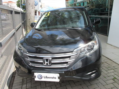 Honda CR-V LX 2.0 16v (Aut) 2013}
