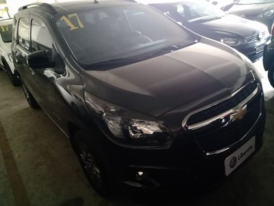 Chevrolet Spin Advantage 5S 1.8 (Flex) (Aut) 2017}