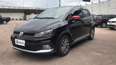 Volkswagen Fox Pepper 1.6 MSI 2018}