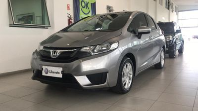 Honda Fit LX 1.5 CVT FLEX  2016}