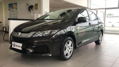 Honda City DX 1.5 2017}