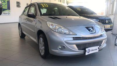 Peugeot 207 Hatch XS 1.6 16V (flex) (aut) 2010}