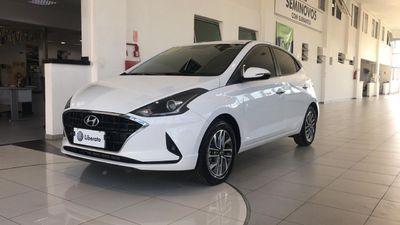 Hyundai HB20 Nova Geração Diamond TGDi 1.0 2020}