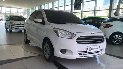 Ford Ka Sedan SE 1.0 2015}