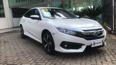 Honda Civic 2.0 16V Flexone EXL CVT 2019}