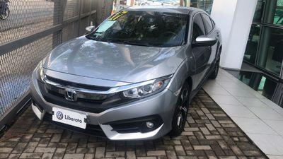 Honda Civic 2.0 16V Flexone EXL CVT 2017}