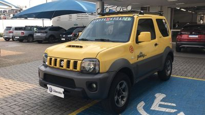 Suzuki Jimny 1.3 4WD 4All 2015}