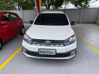 Volkswagen Saveiro Cross 1.6 CD 2018}