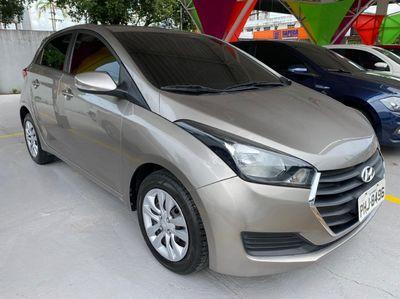 Hyundai HB20 Comfort 1.0 2016}
