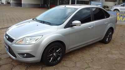 Ford Focus Sedan Ghia 2.0 16V Duratec (Aut) 2009}