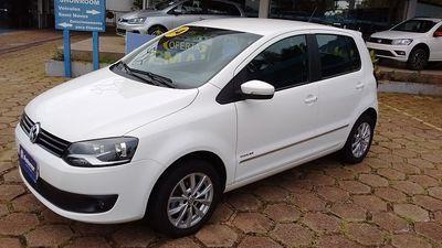 Volkswagen Fox 1.6 VHT I-Motion (Flex) 2014}
