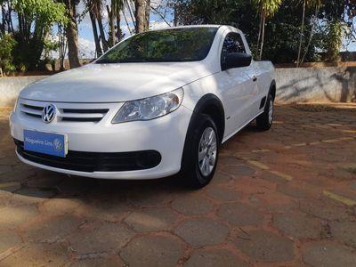 Volkswagen Saveiro Trendline 1.6 2012}
