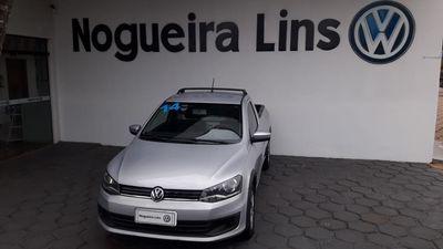 Volkswagen Saveiro 1.6 MI CS 2014}