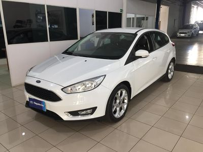 Ford Focus Hatch SE PLUS 1.6 (Flex) 2016 2016}
