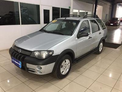 Fiat Palio Weekend Adventure 1.8 8V (Flex) 2007}
