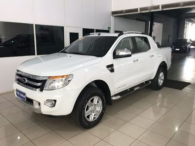 Ford Ranger Limited 3.2 (Aut) 2013}