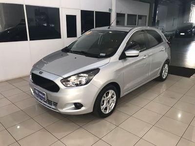 Ford Ka SEL 1.0 (Flex) 2018}