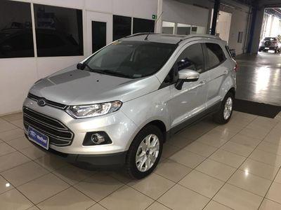 Ford Ecosport TITANIUM 2.0 AT (Flex) 2016 2017}
