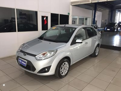 Ford Fiesta Sedan Rocam 1.6 2014}