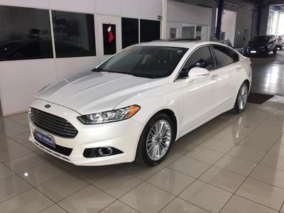Ford Fusion 2.0 Titanium FWD 16V AT 2015}