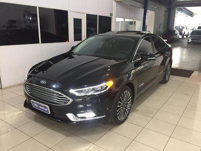 Ford Fusion Titanium Hybrid 2018}