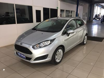 Ford New Fiesta Hatch S 1.5 (Flex) 2016 2015}