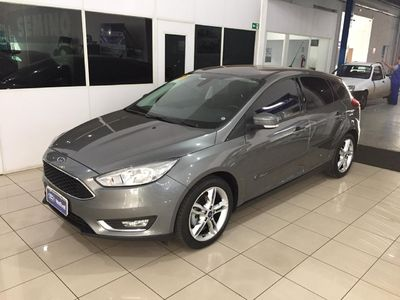 Ford Focus Hatch SE 1.6 2017}