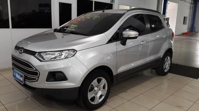 Ford Ecosport SE Direct 1.6 AT 2017}