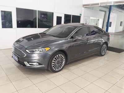 Ford Fusion 2.0 Titanium Ecobost AWD 2017}