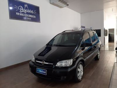 Chevrolet Zafira Elite 2.0 (Flex) (Aut) 2010}