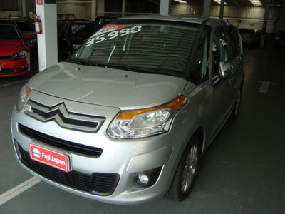 Citroën C3 Picasso Exclusive BVA 1.6 16V (Flex) 2012}