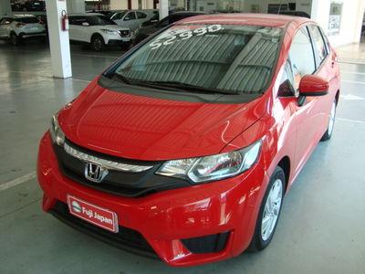 Honda Fit LX 1.5 CVT FLEX  2015}