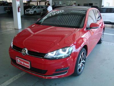 Volkswagen Golf 1.4 TSi BlueMotion Tech. DSG Highline 2014}