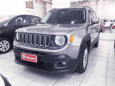 Jeep Renegade Longitude 1.8 AT Flex 2017}