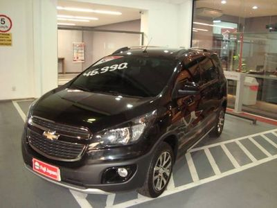 Chevrolet Spin 1.8 ACTIV 8V FLEX 4P MANUAL 2016}
